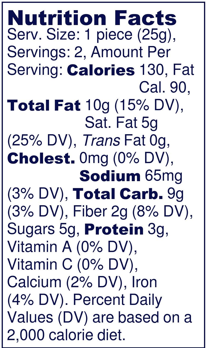 Matcha gwell bite - Nutrition Label(1).jpg