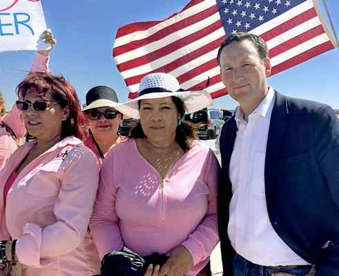 Fight to Reunite Families - Josh joined a bipartisan group of Mayors from around the country at the Tornillo Detention Center in El Paso to protest the Trump Administration's family separation policy and demand families be reunited.Read More