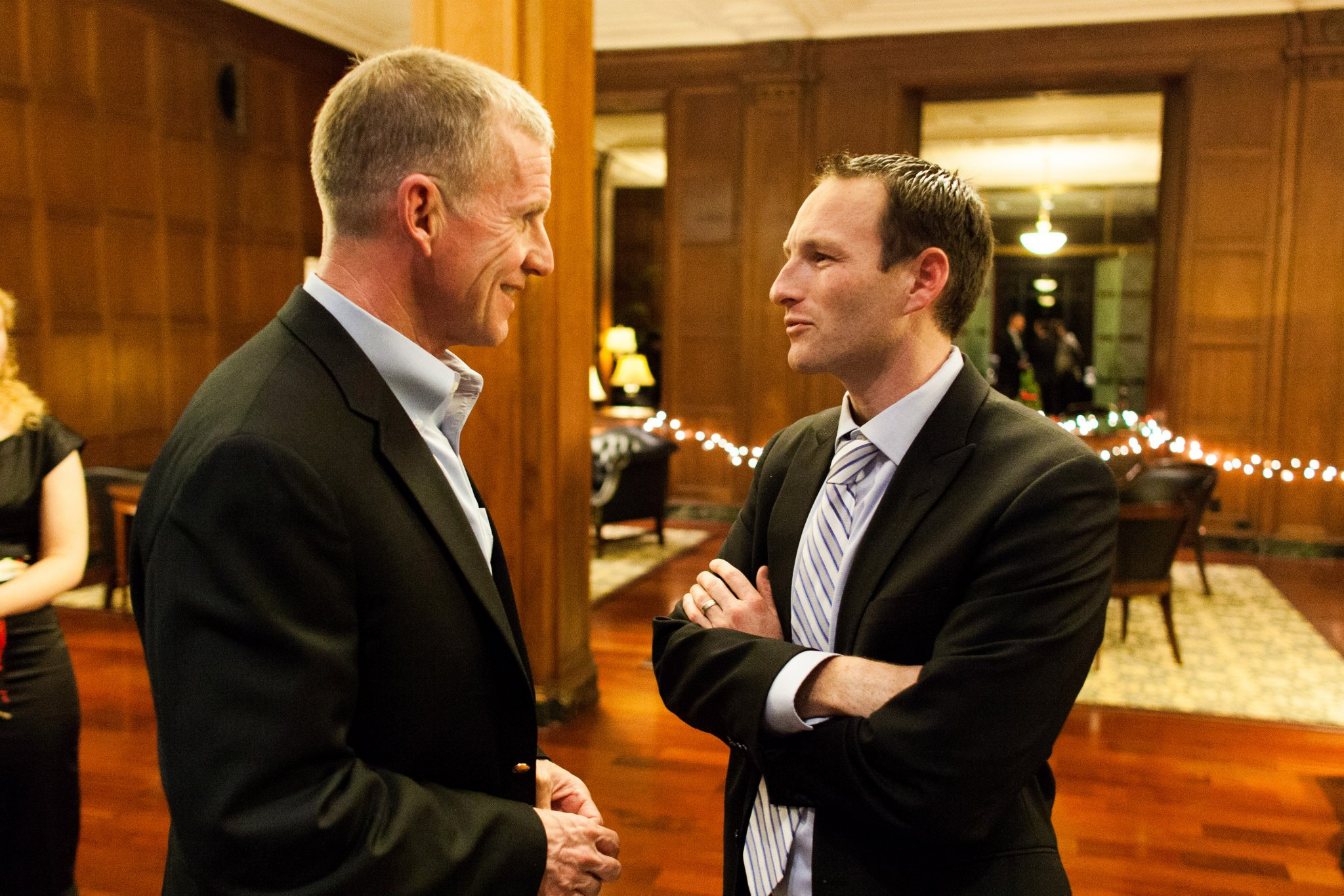 National Service with Gen. McChrystal