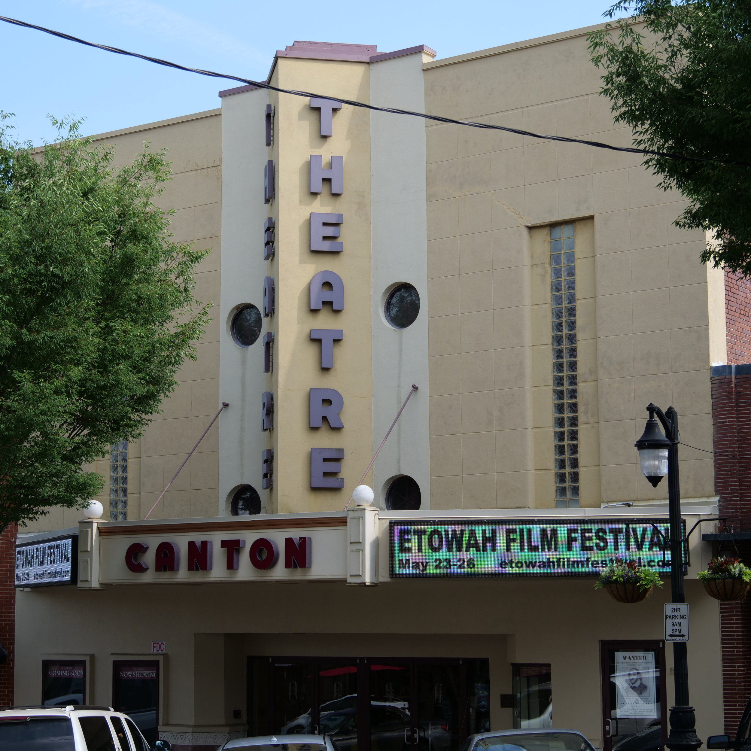The Historic Canton Theatre -
