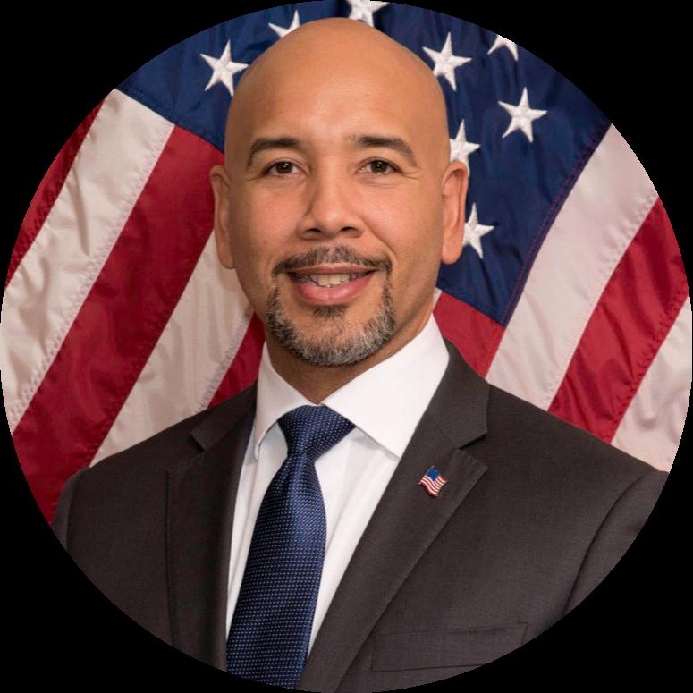 Bronx Borough President - Ruben Diaz, Jr.