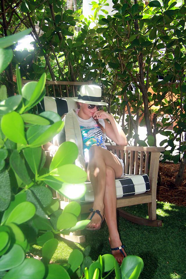 Marta Tryshak at W South Beach Grove