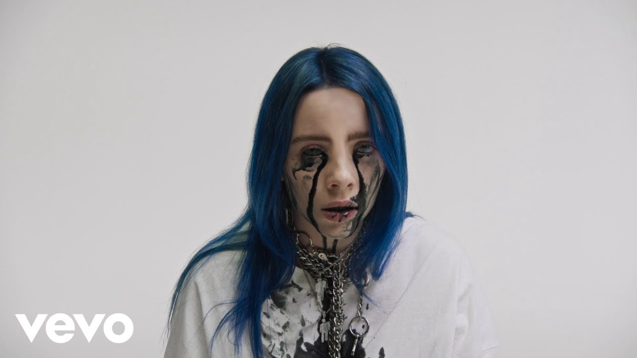 Billie Eilish Has New Sadness in her Ocean Eyes - You can't judge a star's happiness by their fame.
