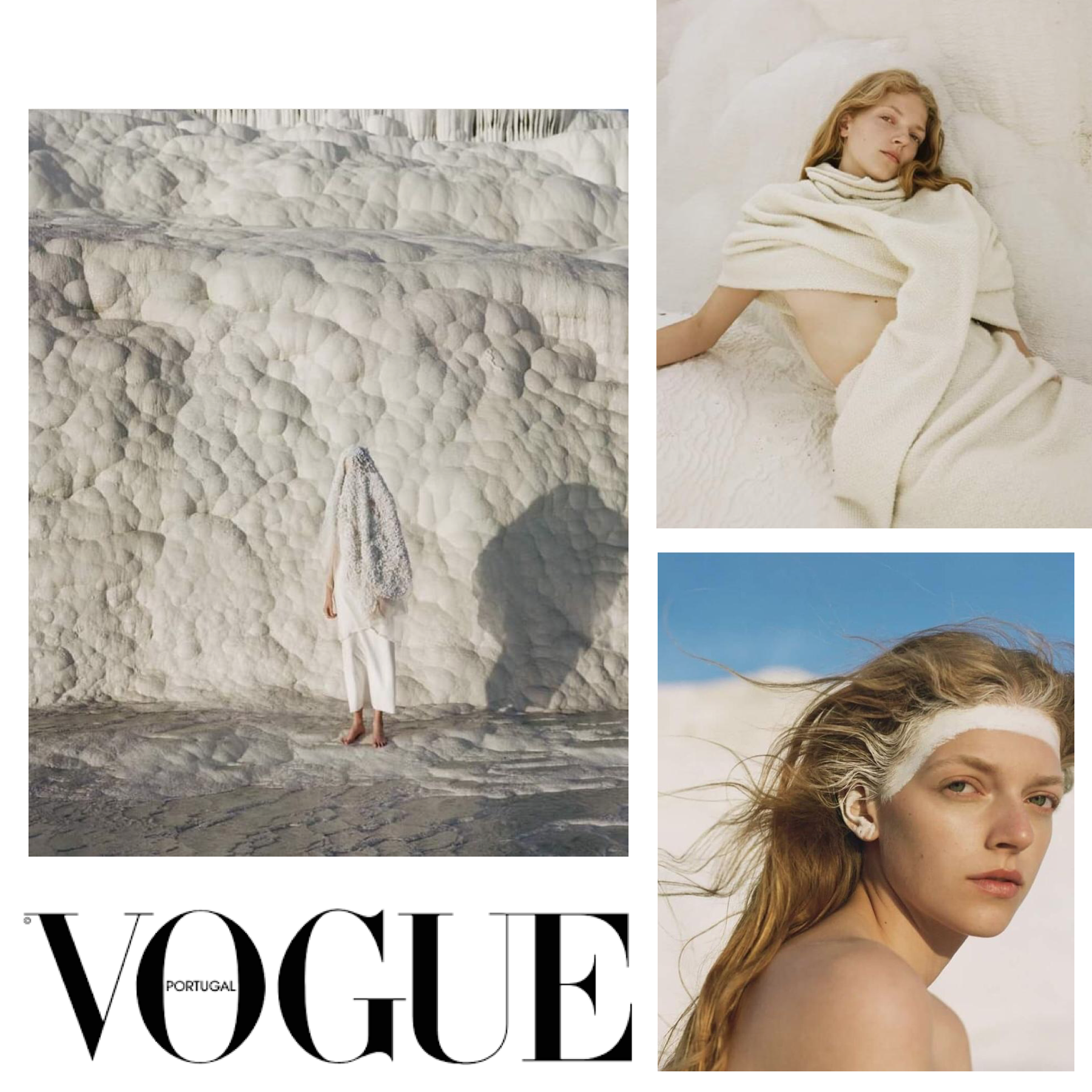 Vogue Portugal EDITORIAL July 2019 // Print + Online