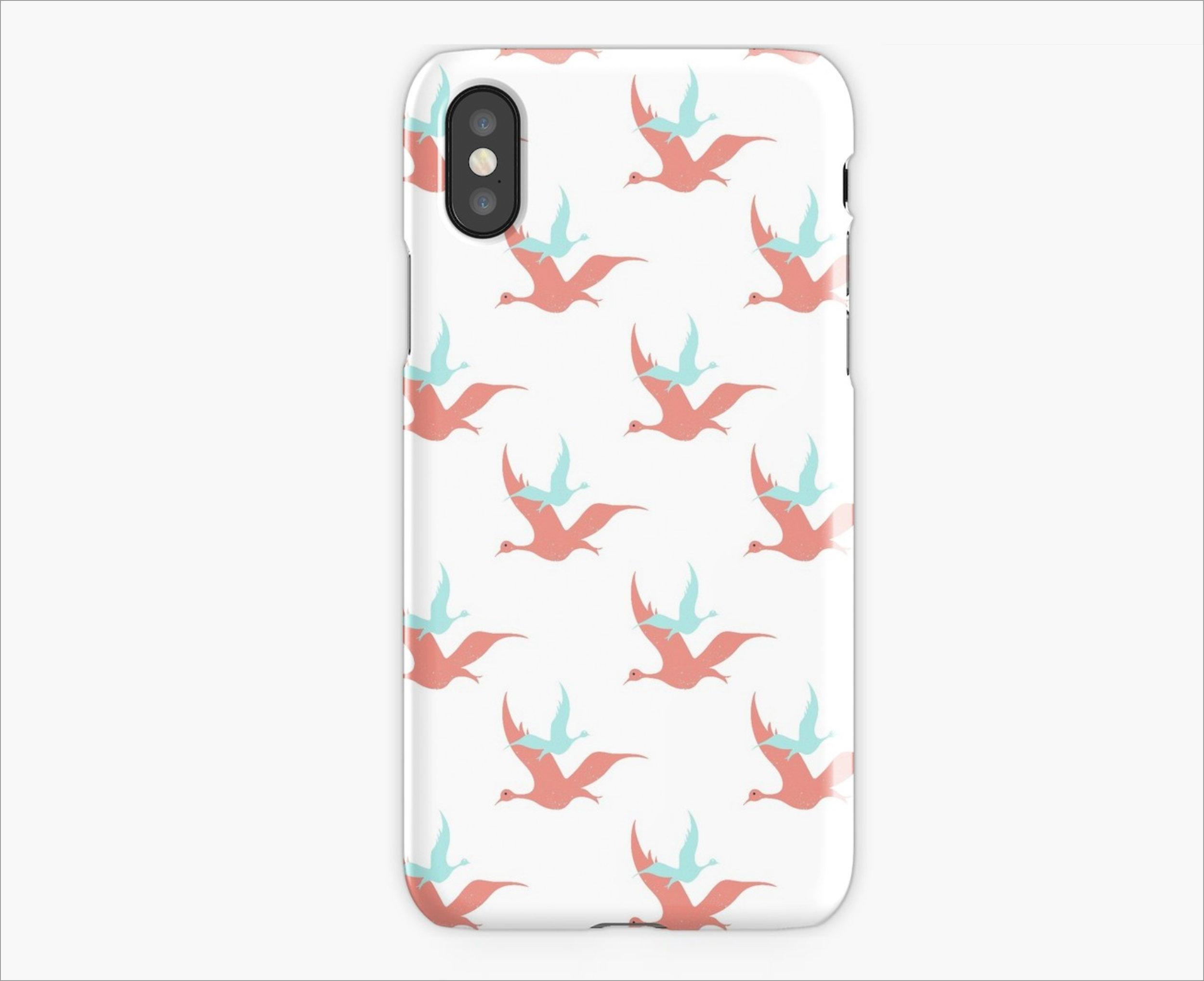 Birds, Birds Phone Case - $25.00