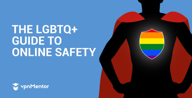 Most LGBTQ are Cyberbullied. Here's How to Stay Safe Online -