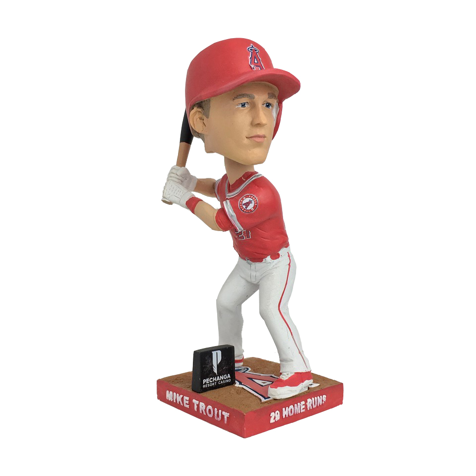 Mike Trout MVP 1 of 3