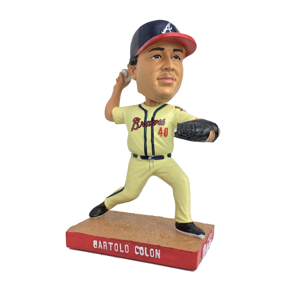 Bartolo Colon 2017 Suntrust
