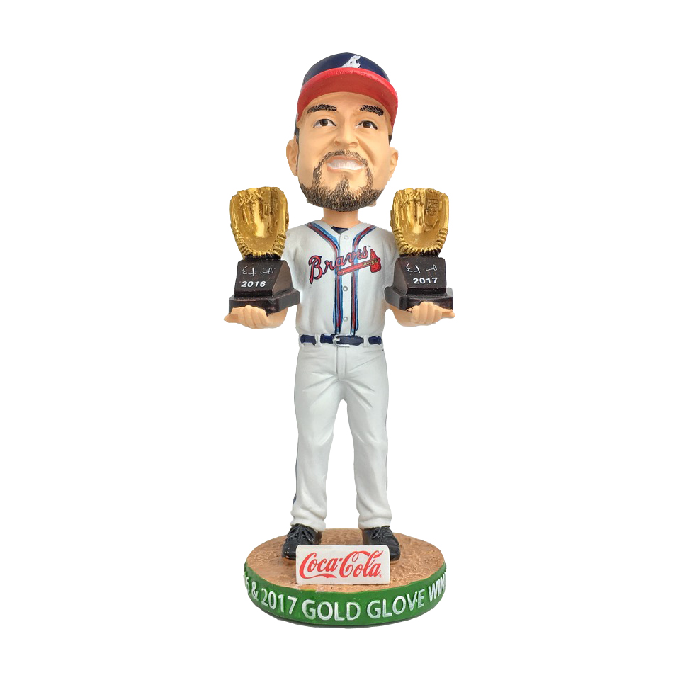 Ender Inciarte Gold Gloves