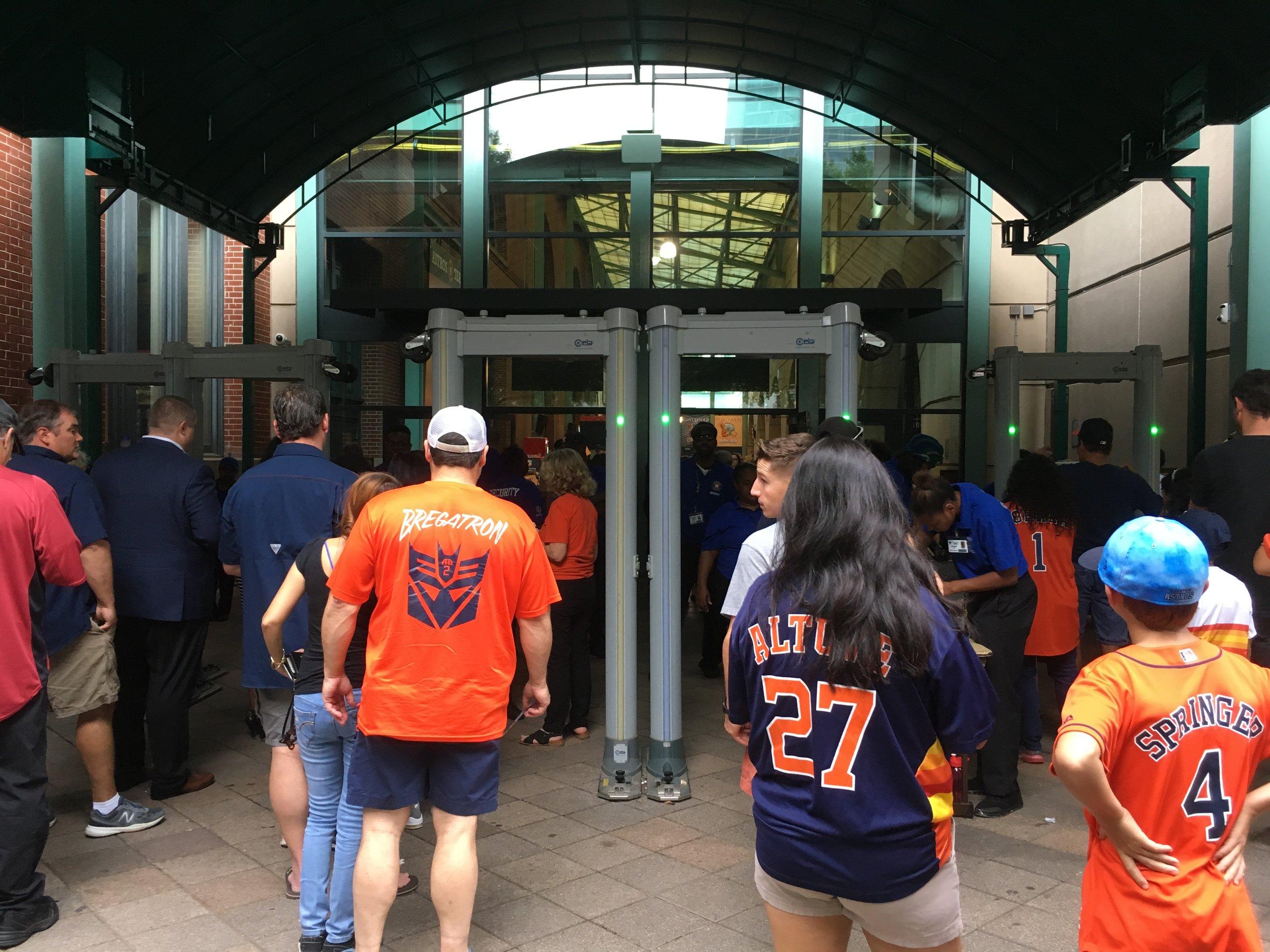 The Atrium Gate @ Texas Avenue