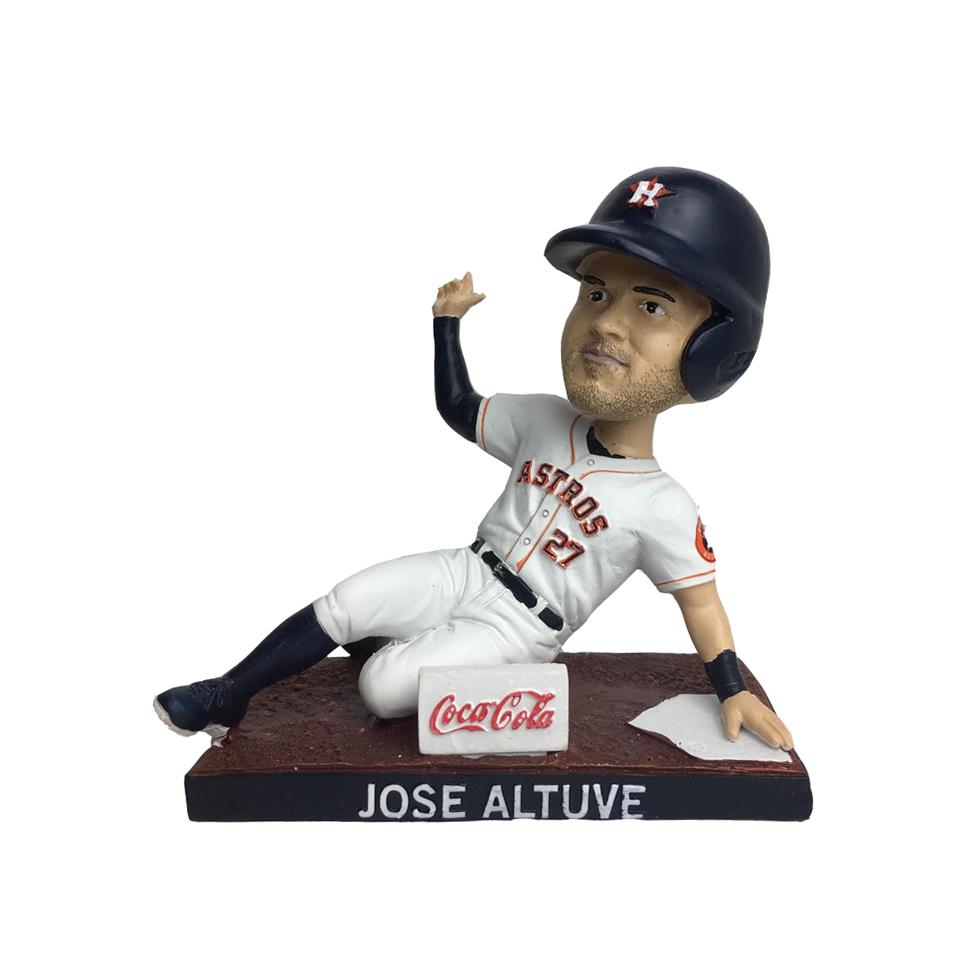 Jose Altuve Sliding