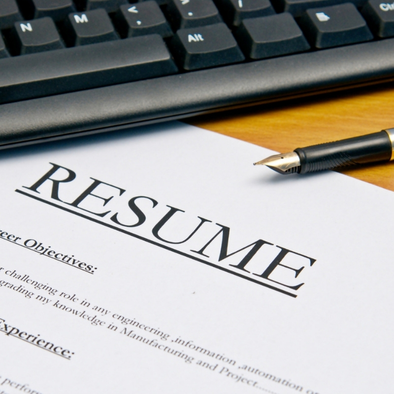 Target resume and cover letter services provided by Jessica Visek, certified resume writer for Your Resume Partner.