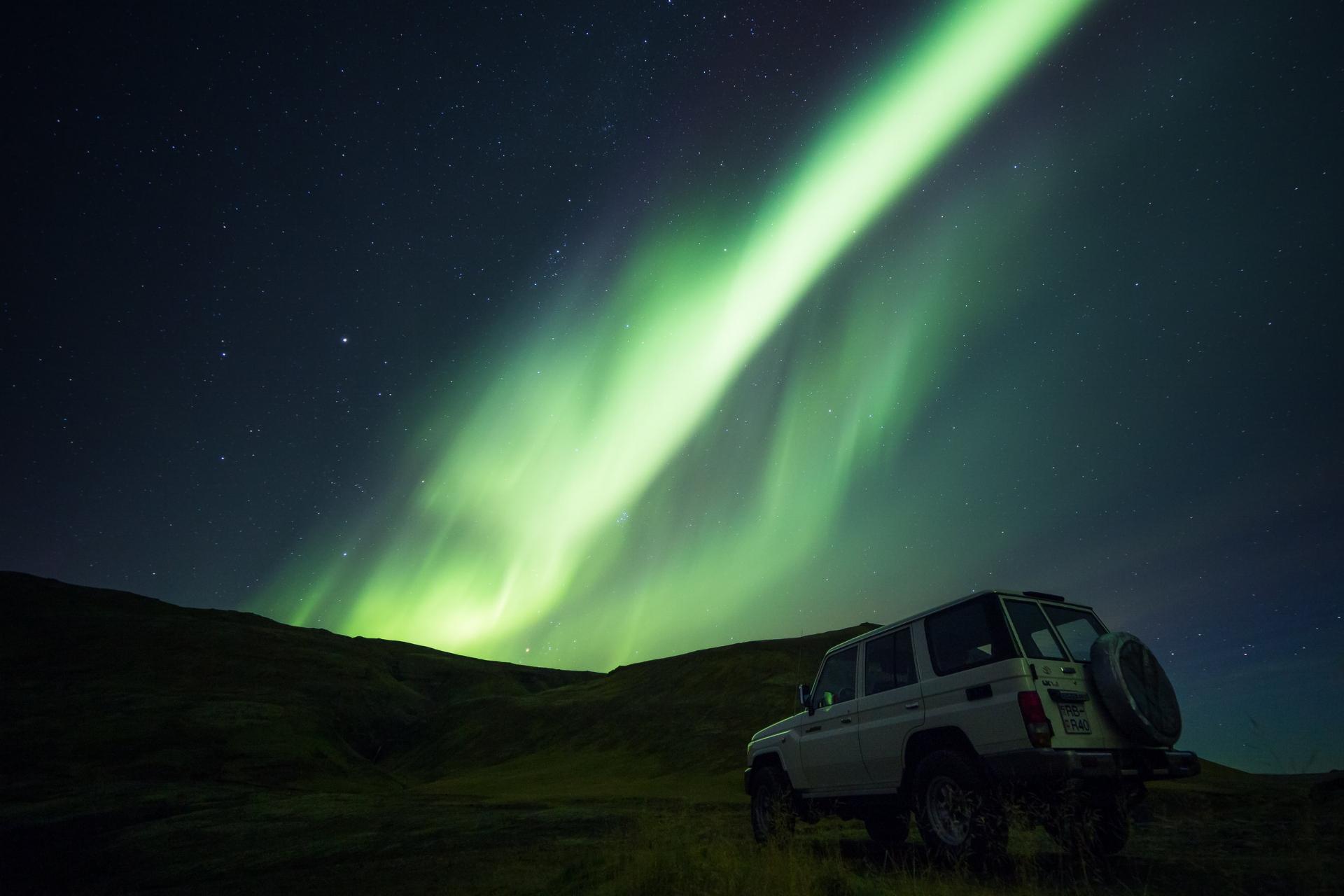 4x4 Aurora