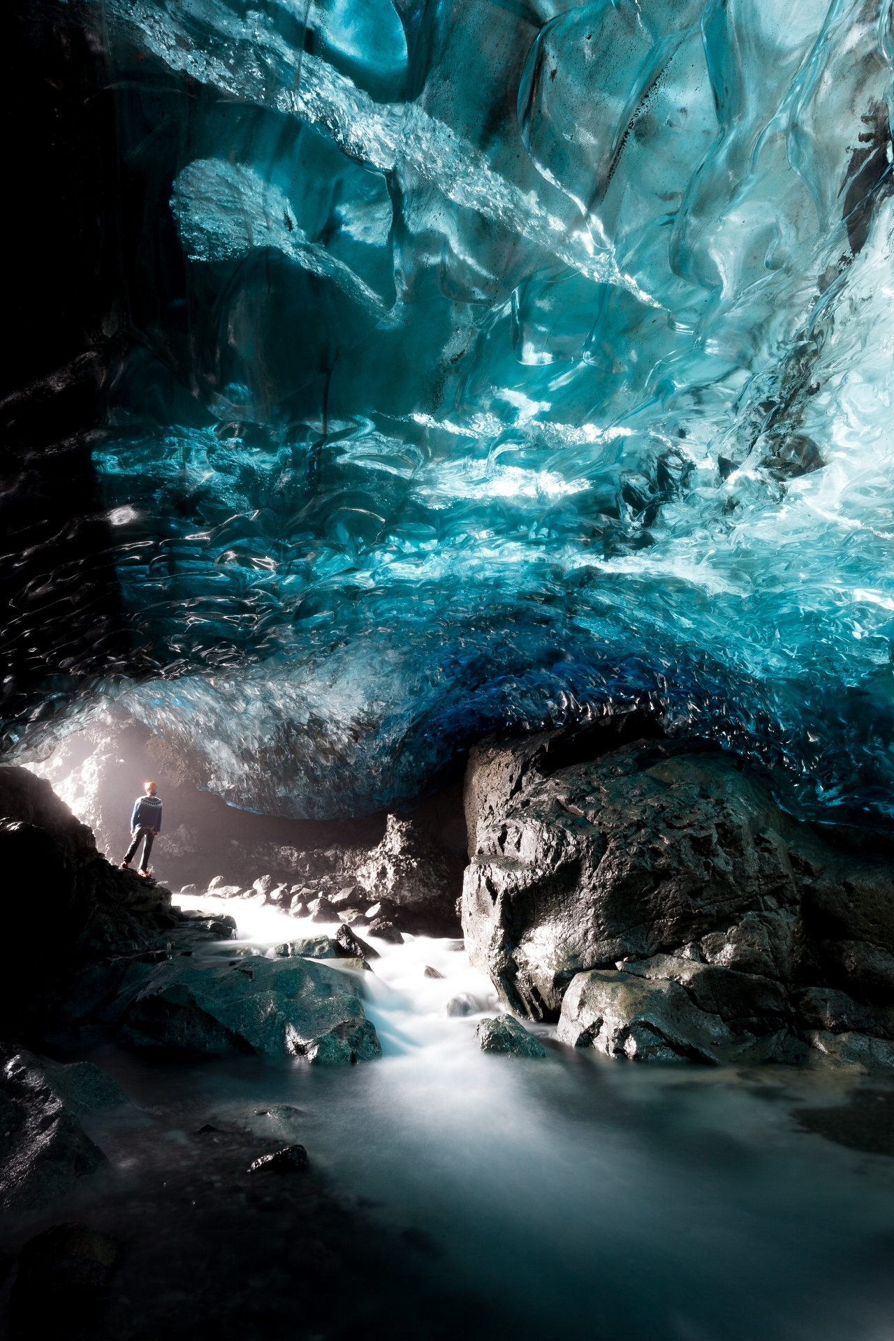 Copy of Waterfall Ice Cave