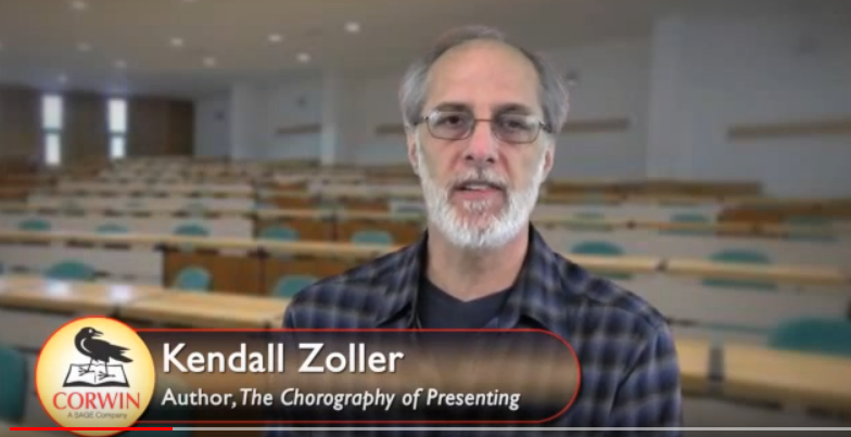 Being deliberate and intentional - This is a video from the publisher of Kendall and Claudette's book The Choreography of Presenting. Enjoy by clicking on the link below.https://www.youtube.com/watch?v=xOLS3ON4LzU#action=share