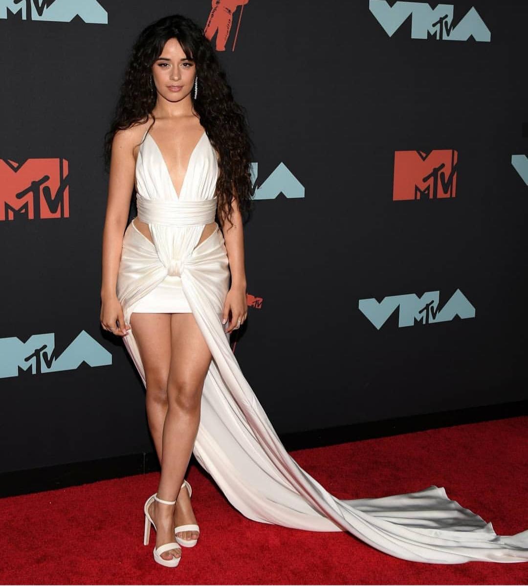 Camila Cabello is wearing Amwaj & Djula