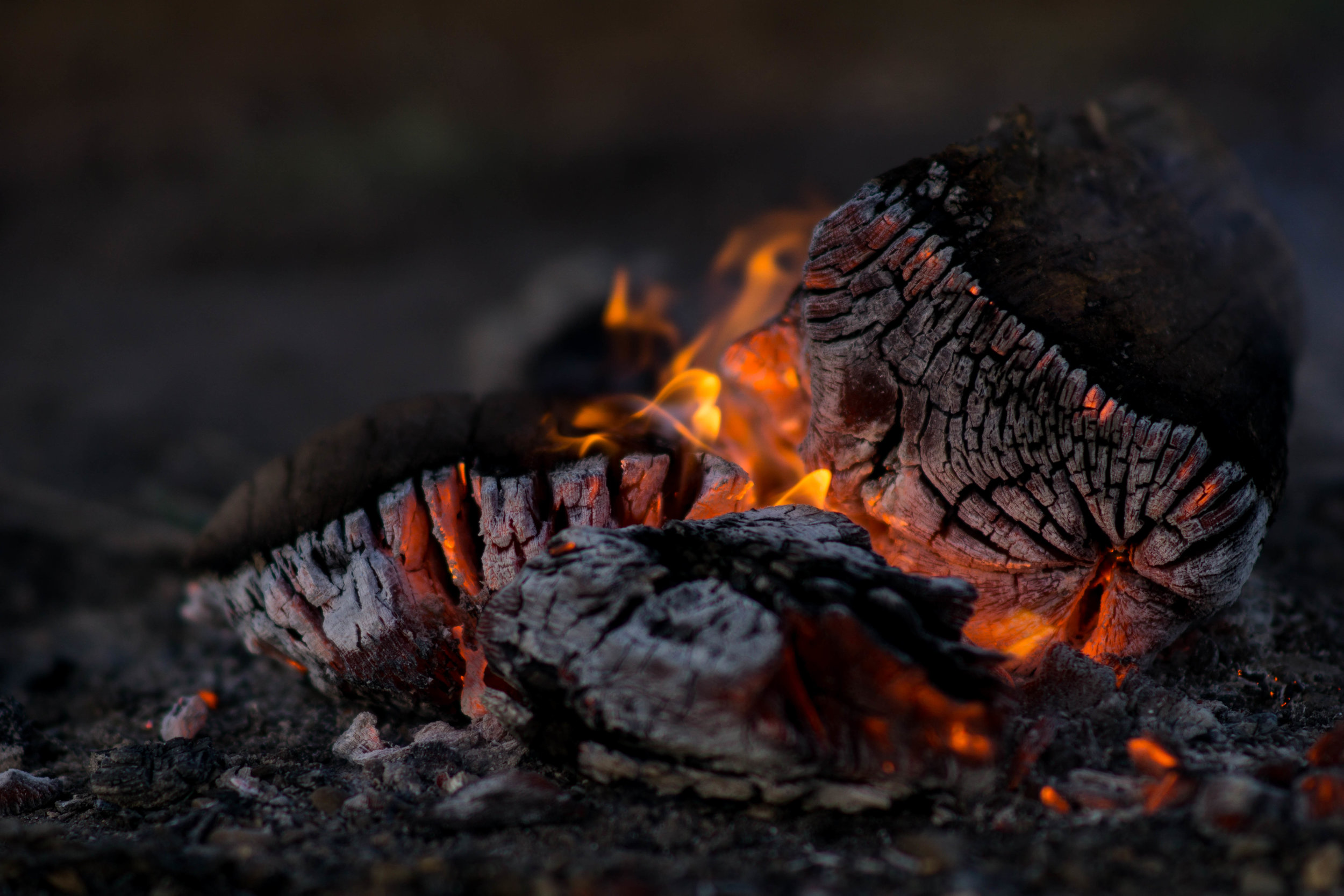 Once the fire has accomplished its work, once the impurities come to the surface causing me to repent of those things, they are removed, my faith is refined and God's glory is reflected in yet another area of my life.