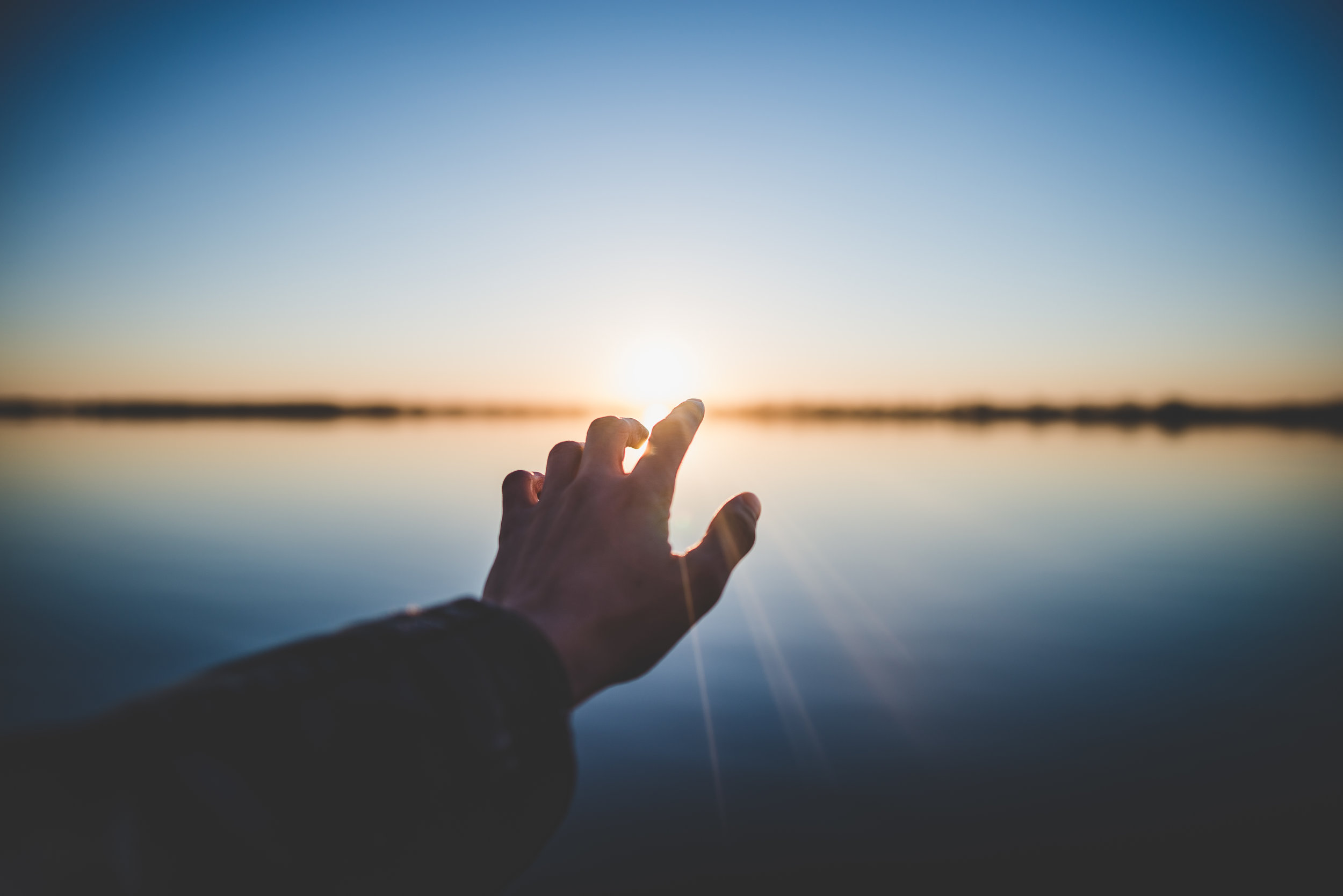 And when our motivations aren't quite right, we need to connect again with God's mercy. -