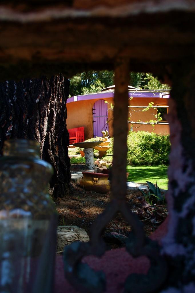 Roundhouse Cob Community Space