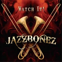 Jazzbonez CD Cover