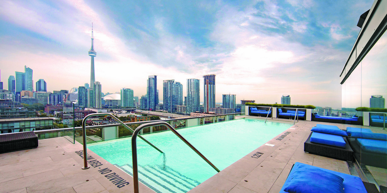 Thompson Hotel Toronto — Accel Construction Management Inc.