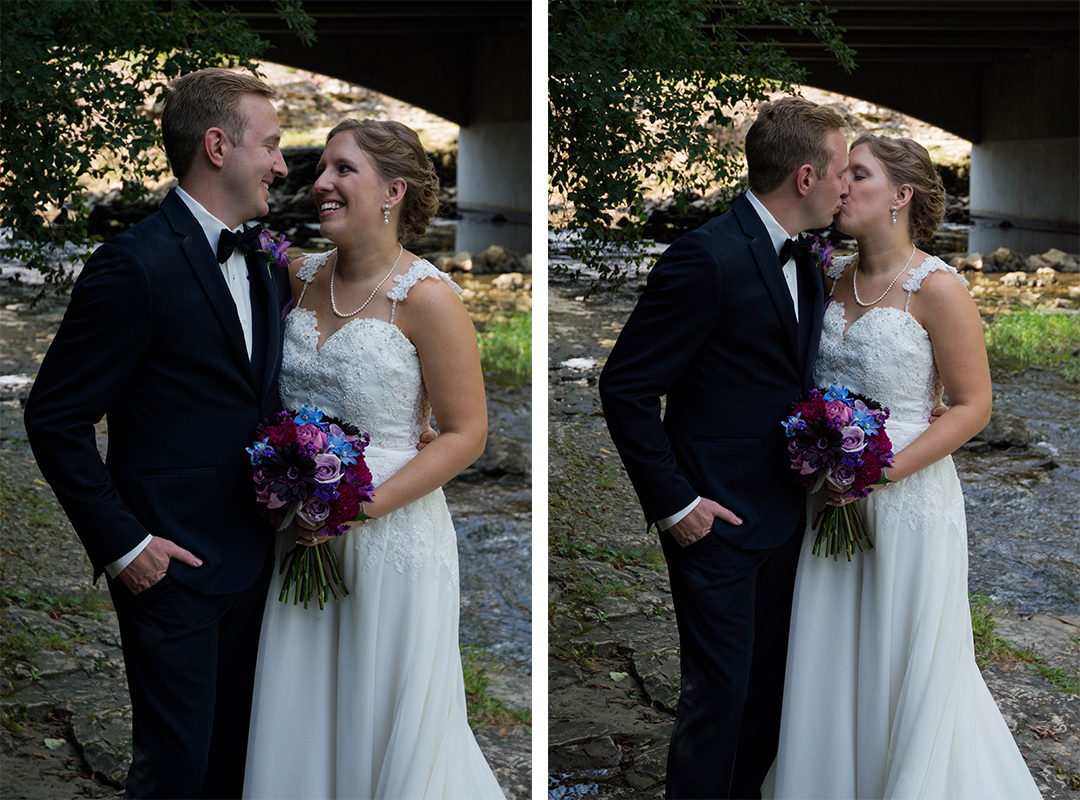 Menomonee Falls Wedding, Wisconsin Bride, St. Mark's