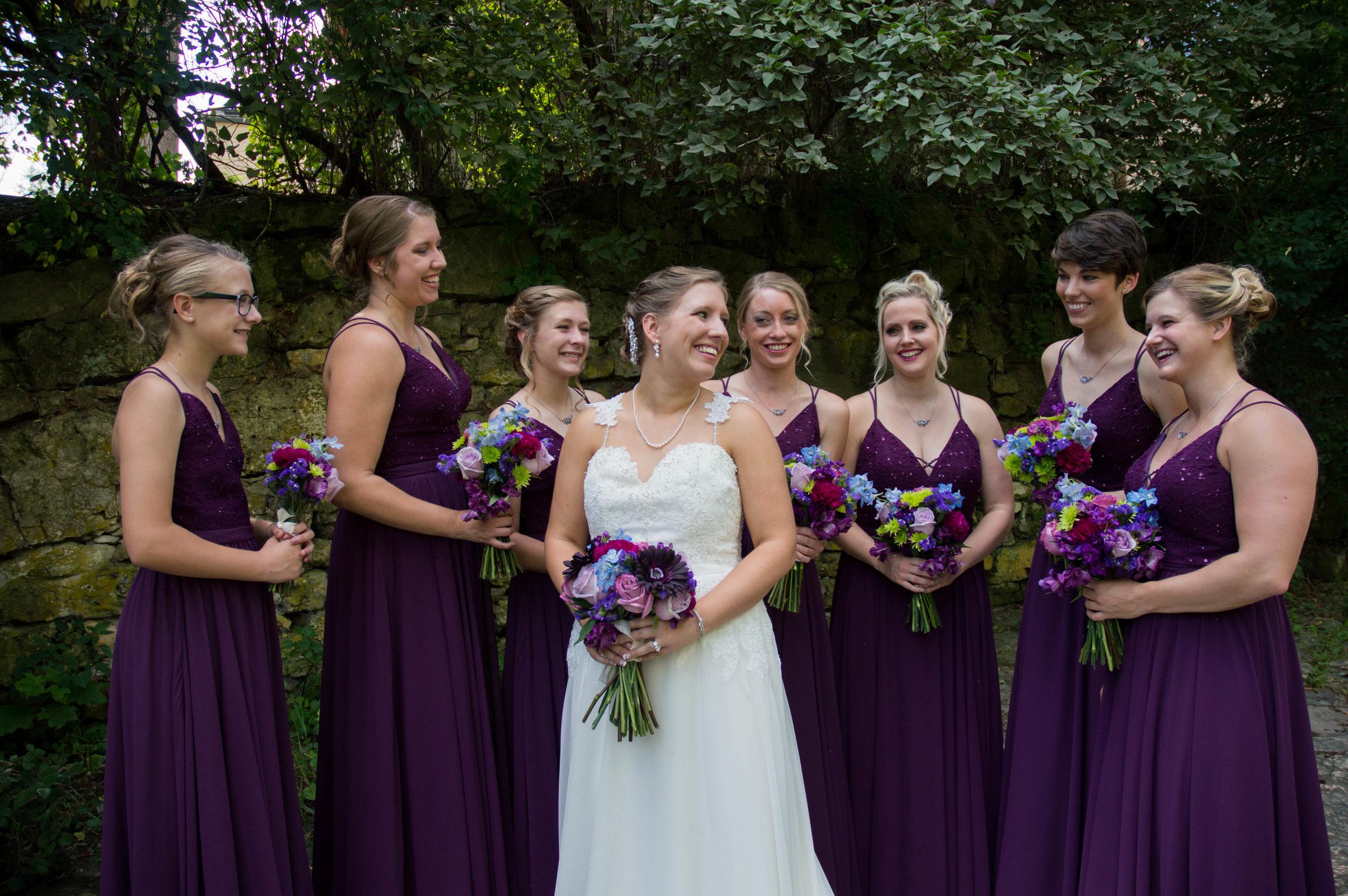 Wisconsin Bride, Menomonee Falls, Wisconsin Wedding Photographer
