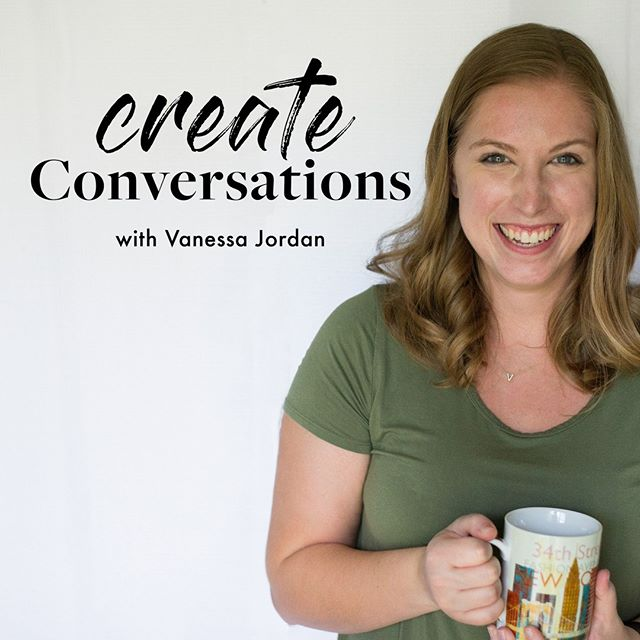 Today is the day people!!! I finally get to tell you all about this secret project I have been working on! It's a.....PODCAST!!! You all know how much I LOVE podcasts so I decided to start my own! It is called Create Conversations. The first full episode will be dropping in mid August so be ready! Not only will it be in audio form but it will be in video form as well so you can watch it on my YouTube channel or just listen! I'm so so sooooooo excited about this project and the guest we will have on! The trailer has been released on my YouTube channel as well as the audio version wherever you get your podcasts. Who's ready to create some meaningful conversations??⠀⠀⠀⠀⠀⠀⠀⠀⠀ .⠀⠀⠀⠀⠀⠀⠀⠀⠀ .⠀⠀⠀⠀⠀⠀⠀⠀⠀ .⠀⠀⠀⠀⠀⠀⠀⠀⠀ #girlboss #flashesofdelight #communityovercompetition #makersmovement #bosslady #theimperfectboss #womeninbiz #mycreativebiz #nothingisordinary #brandstylist #calledtobecreative #creativepreneur #creativelifehappylife #girlbosslife #makersgonnamake #creativityfound #brandstyling #ladypreneur