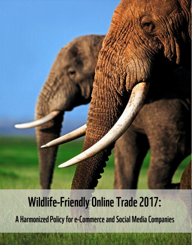 Wildlife-Friendly Online Trade Policy