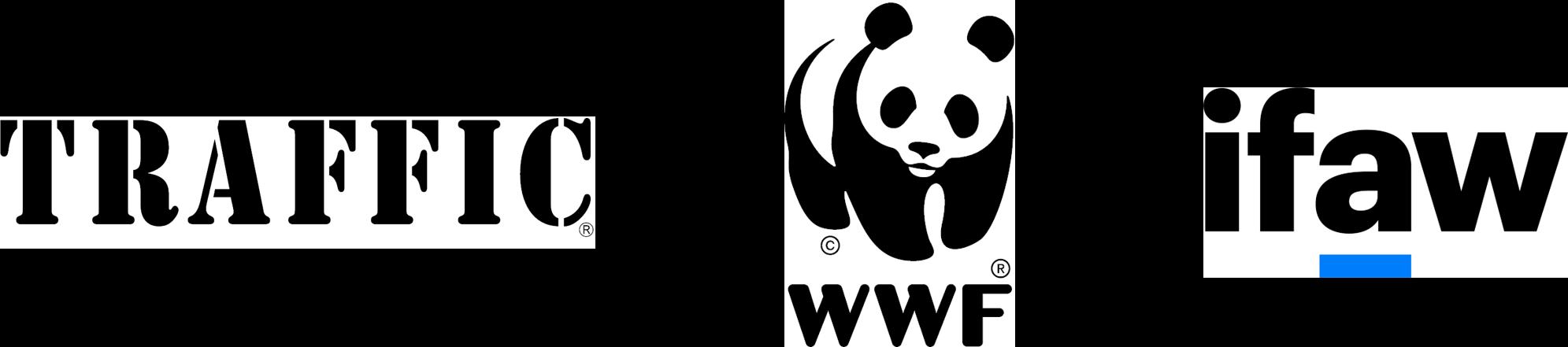 TRAFFIC WWF IFAW logos.png