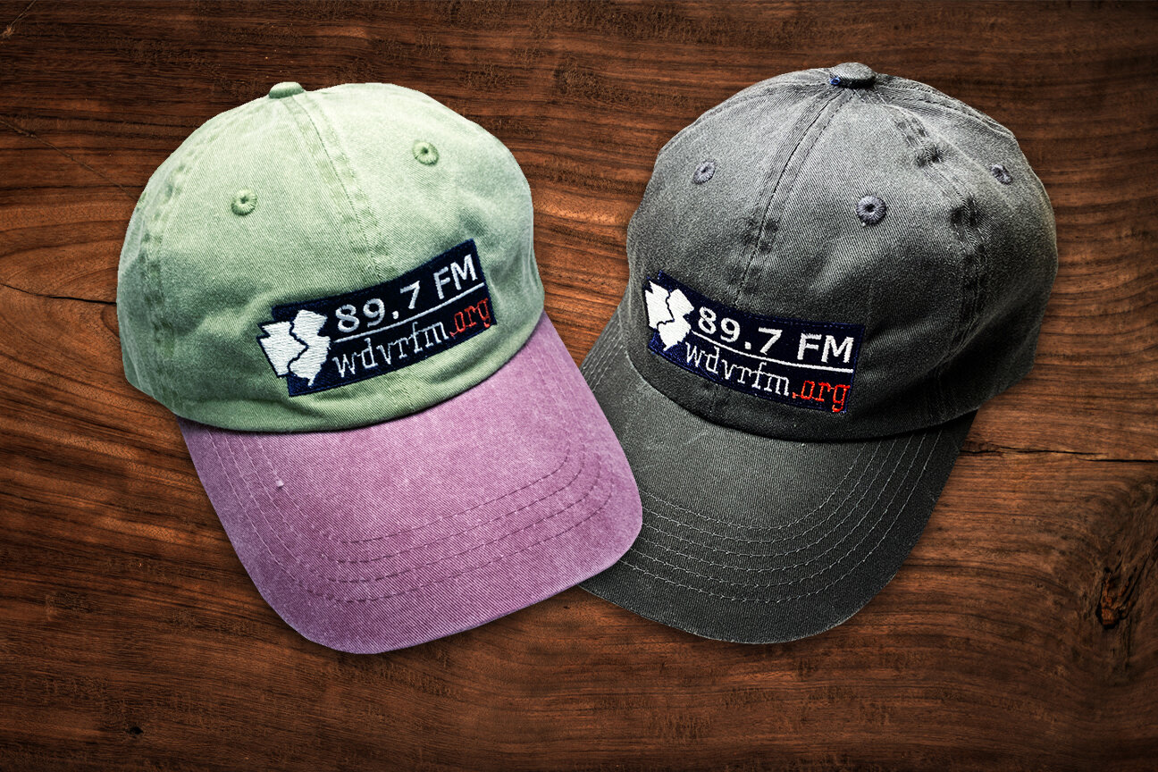 Adjustable Caps | Cotton w/ embroidered WDVR logo