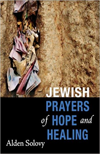 Jewish Prayers of Hope and Healing by