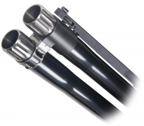 K-80 Pro Trap Barrels - Built around the same K-80 Receiver as every K-80, the K-80 Pro gives you the ability to adjust the rib height and puts you in control. The ability to adjust the rib is the key feature of the Pro Rib, the raised height allows more visibility and quicker target alignment. The rib measures 16mm from the barrel at the rear and between 6.5mm and 12.5mm at the front, depending on which extension adjustment setting you use. The height can be altered using the adjustment wheel.