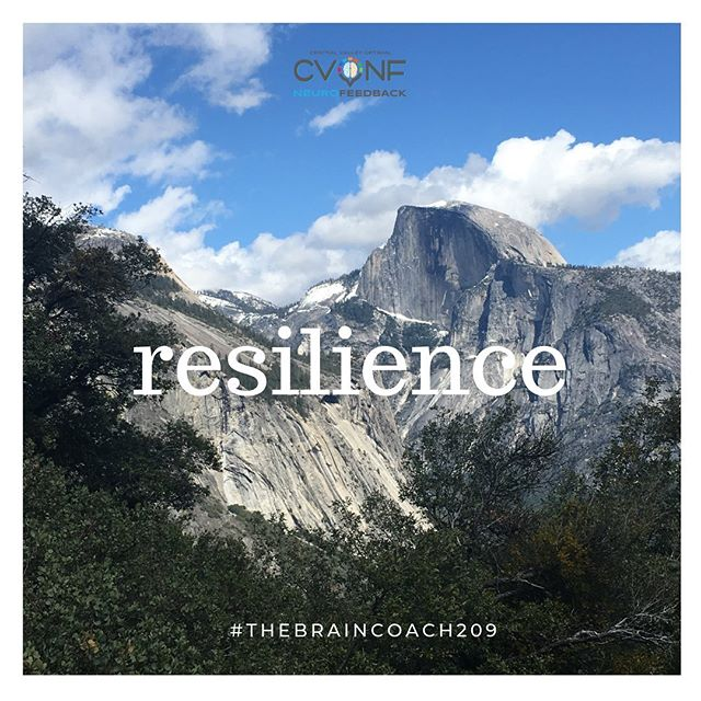 """Resilience is very different than being numb. Resilience means you experience, you feel, you fail, you hurt. You fall. But, you keep going."" – Yasmin Mogahed -Hiking kicks my butt and teaches me about adversity and resilience again and again. -It's never easy.  There are parts where I want to quit, but I keep on going.  My steps are slow and small, but eventually, I make it! 🥳 🏔 -Yosemite with its towering granite monoliths, powerful  waterfalls, and giant Sequoias is a story of resilience and beauty, too! -Our brain's has the capacity to recover from difficulties.  Train your brain to be resilient with NeurOptimal®/Neurofeedback.  Take the steps toward healing and call today!  #Thebraincoach209CVONF, #Neurofeedback, #NeurOptimal, #HolisticHealth, #NaturalHealing, #BrainTraining, #Stress, #Anxiety, #Addiction, #PTSD, #Depression, #ADHDAlternatives #CenCalWellness, #ModestoHealth,  #MotivationalMonday, #Yosemite, #Resilience"