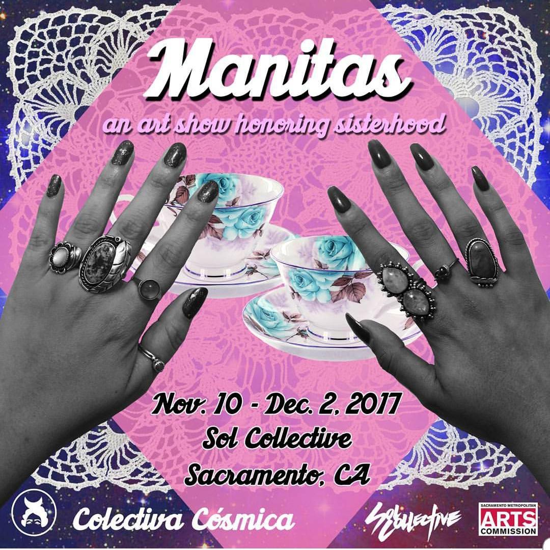 Manitas: An Art Show Honoring Sisterhood