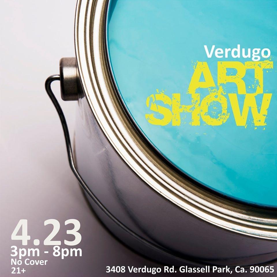 Verdugo Bar Art Show - April 2011.JPG