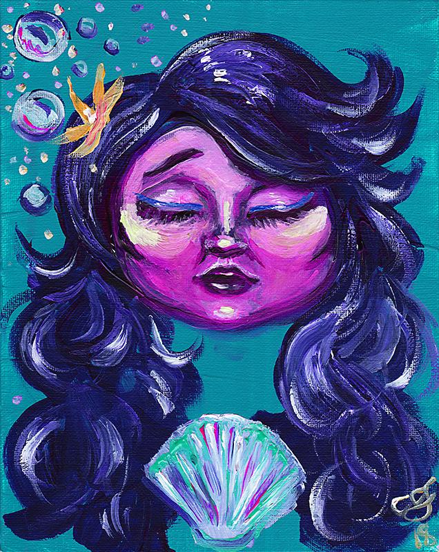 Sirenita de Tristeza