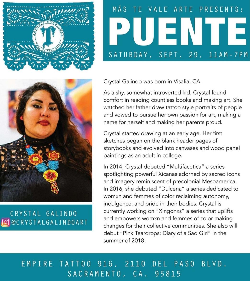 Puente Art Show - Sacramento CA