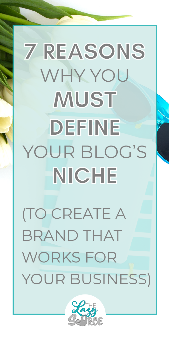 It's not enough to just have a blog category - you need to be able to define it in a way that brings your blog focus and authority! Don't shy away from structure just for the sake of creativity - create a POWERFUL brand with a well-defined blog niche and reach your blogging goals.