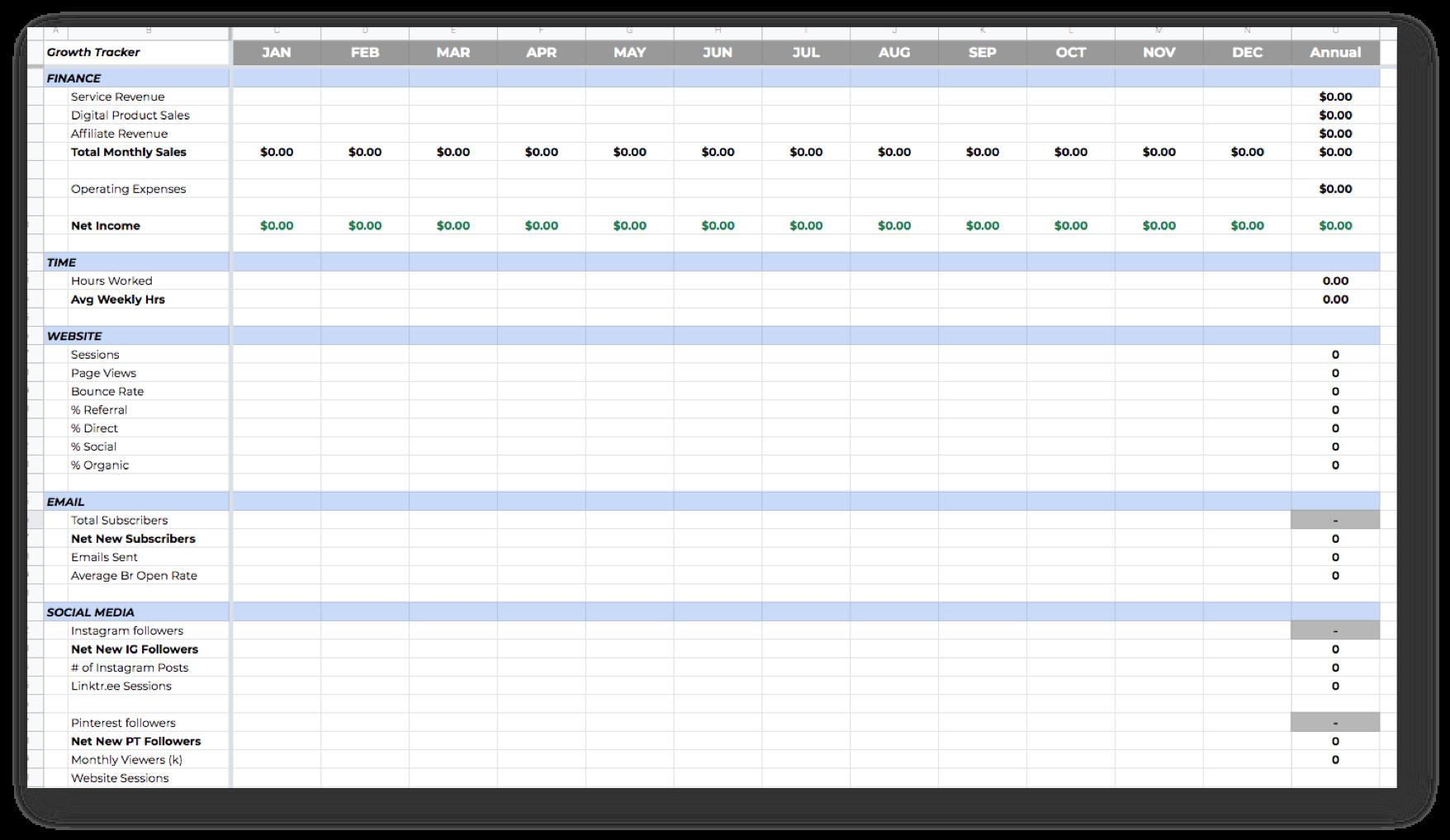 CEO Day Routine - analytics spreadsheet screenshot.png