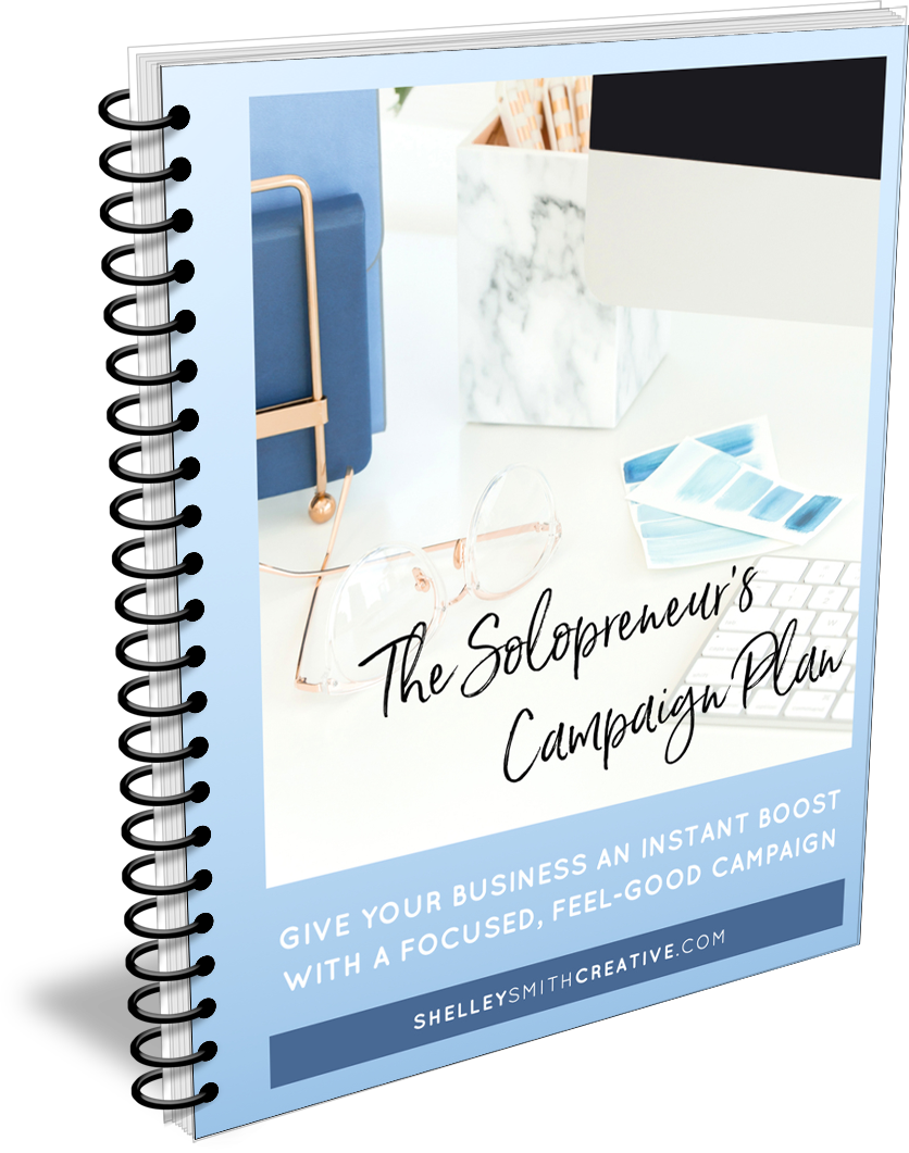 The Solopreneur's Campaign Plan