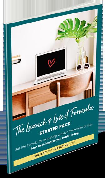 Launch & Love it Formula Starter Pack