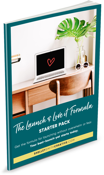 Launch and Love It Formula Starter Pack