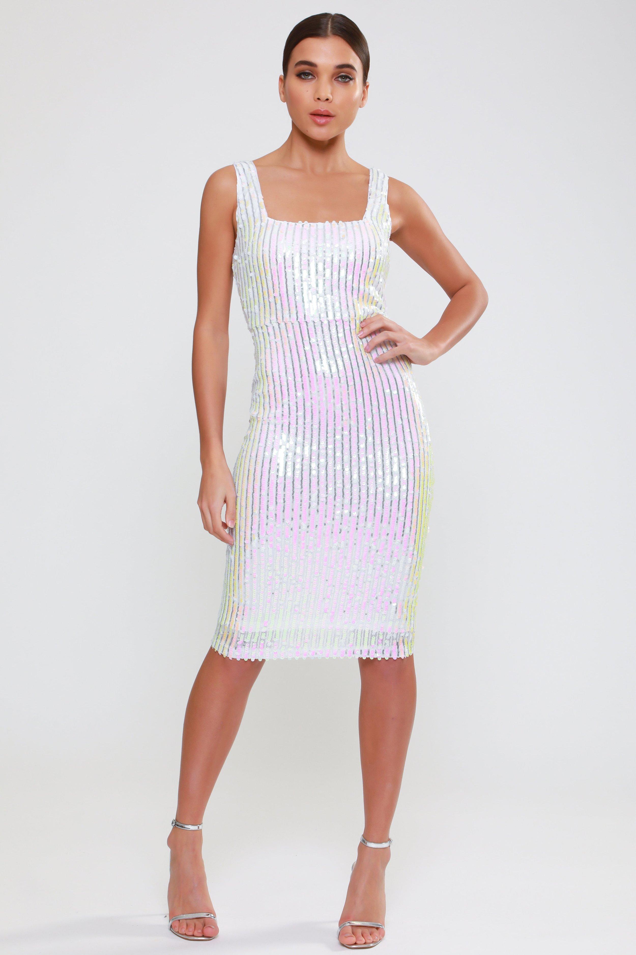 Sequin  Midi Dress   £69.00