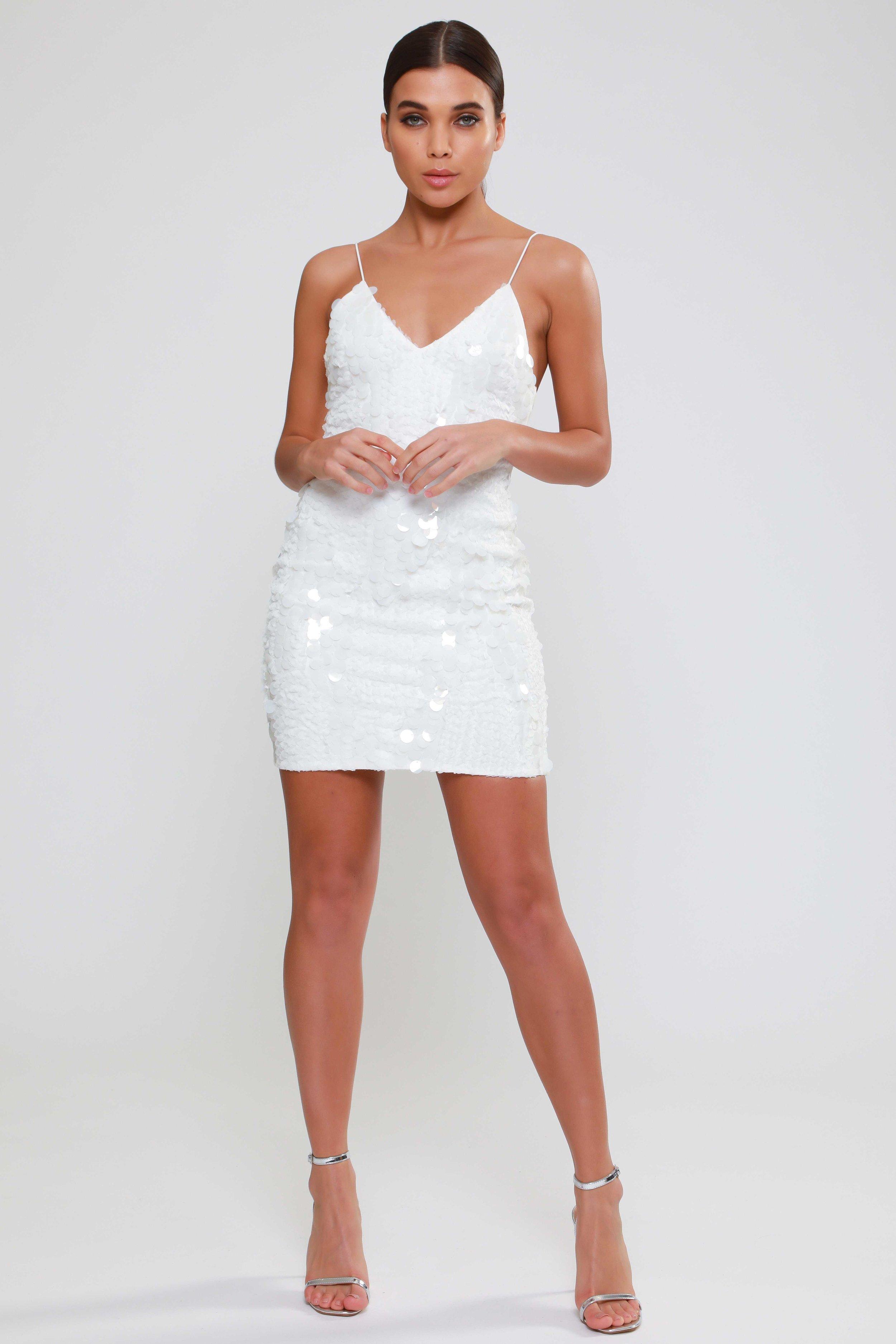 Sequin  Mini Dress   £65.00