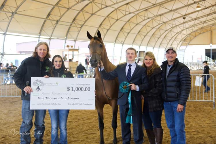 Reece Rasmussen - $1,000 Scholarship Recipient