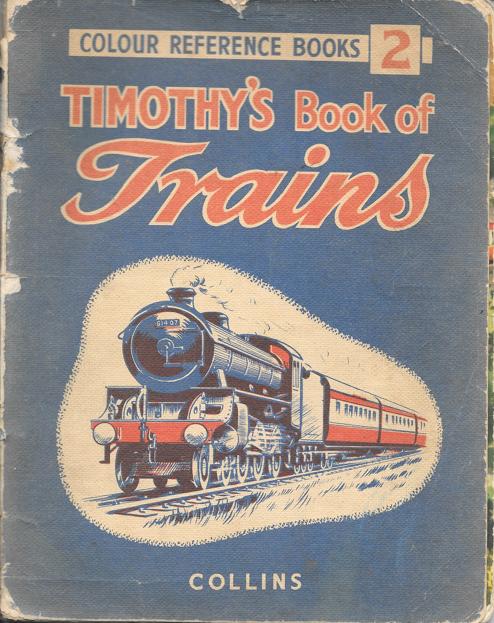 Timothy's Book of Trains