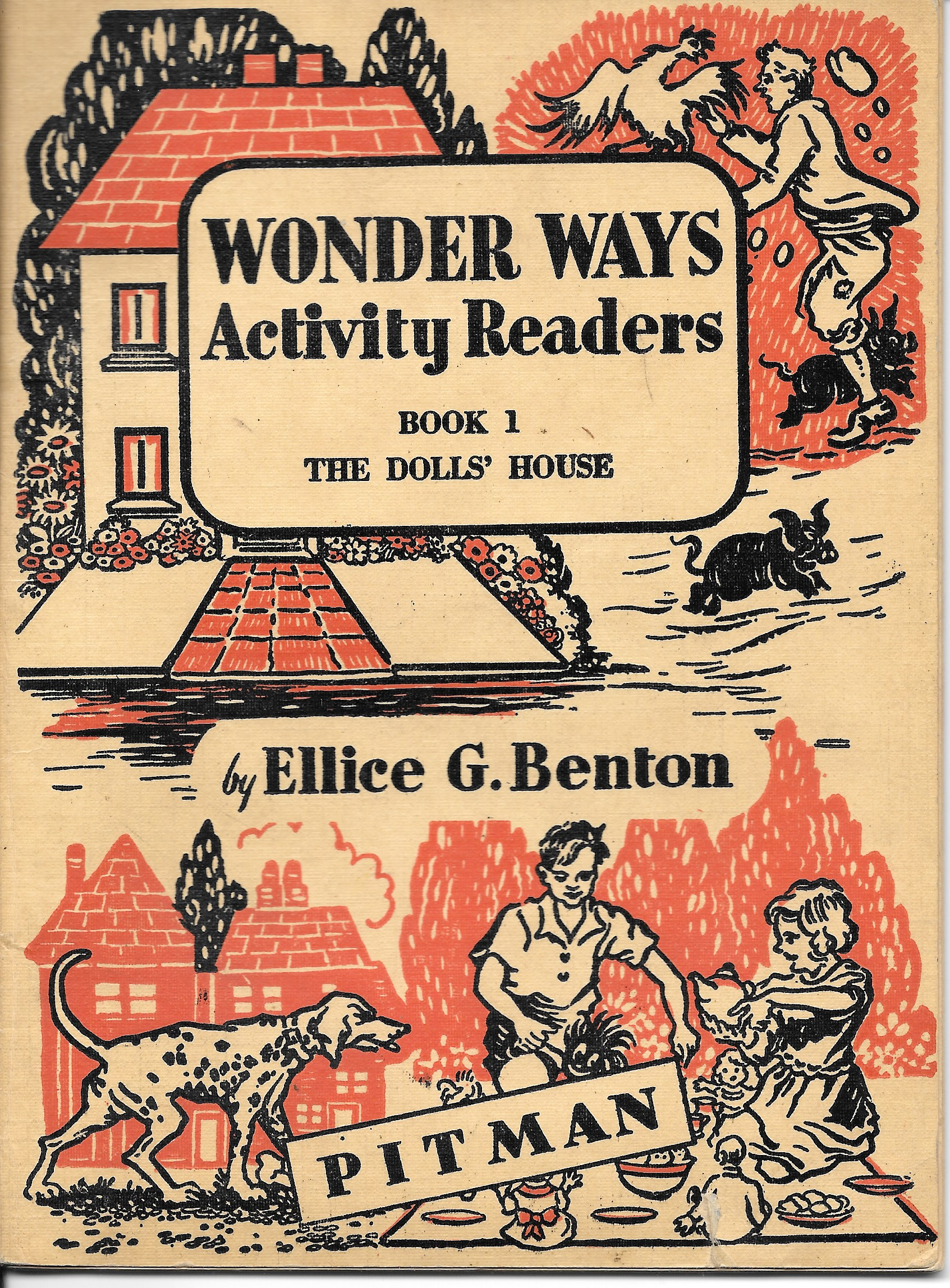 Wonder Ways Activity Readers - The Doll's House
