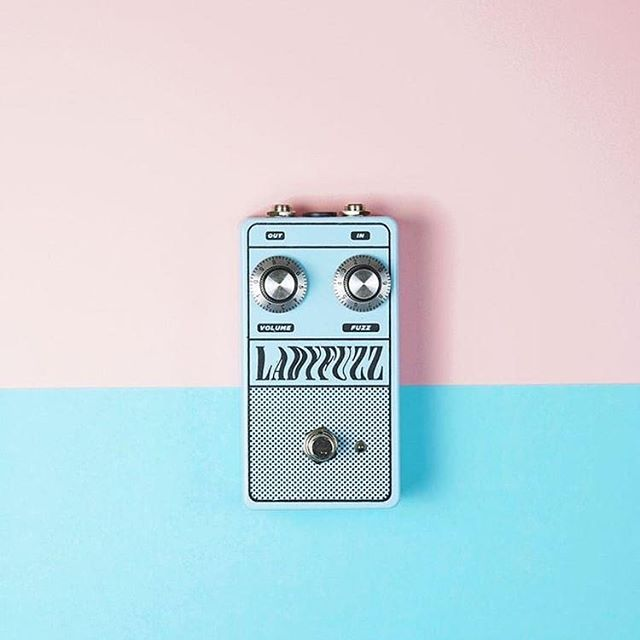 Check out these beautiful pictures @pedalsplayed took of our Ladyfuzz Fuzz. You can order these pedals in our online store now! 💙💖