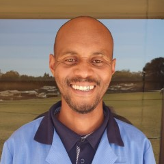 Ricardo Mbuthu   Junior Technician